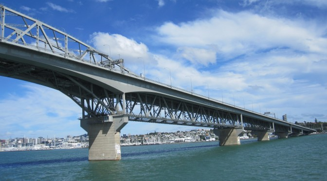 Auckland Harbour Tour