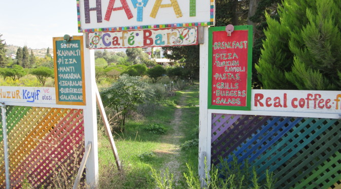 The Hayat Café / Restaurant