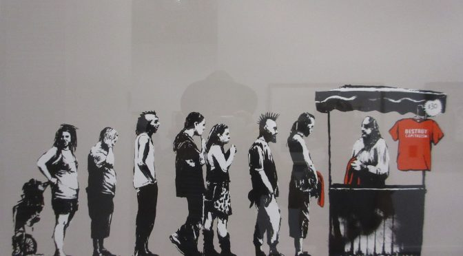 Banksy Exhibits, Auckland